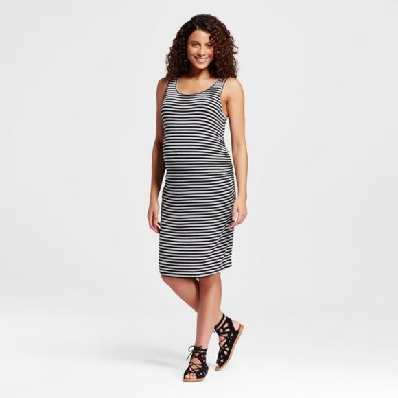 f8465f5104836 Liz Lange for Target Dresses | Liz Lange Maternity Black Gray ...